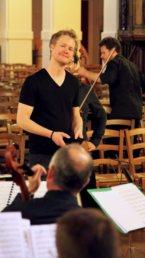 Pierre Mosnier chef d'orchestre