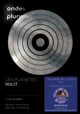 Les Planètes Holst