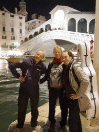 Ondes plurielles violoncelles Venise