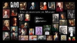 Une quarantaine de Mozart