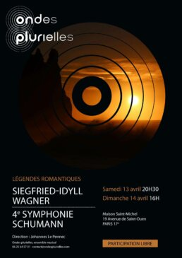 Schumann Wagner Ondes plurielles