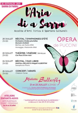 Madame Butterfly Corse
